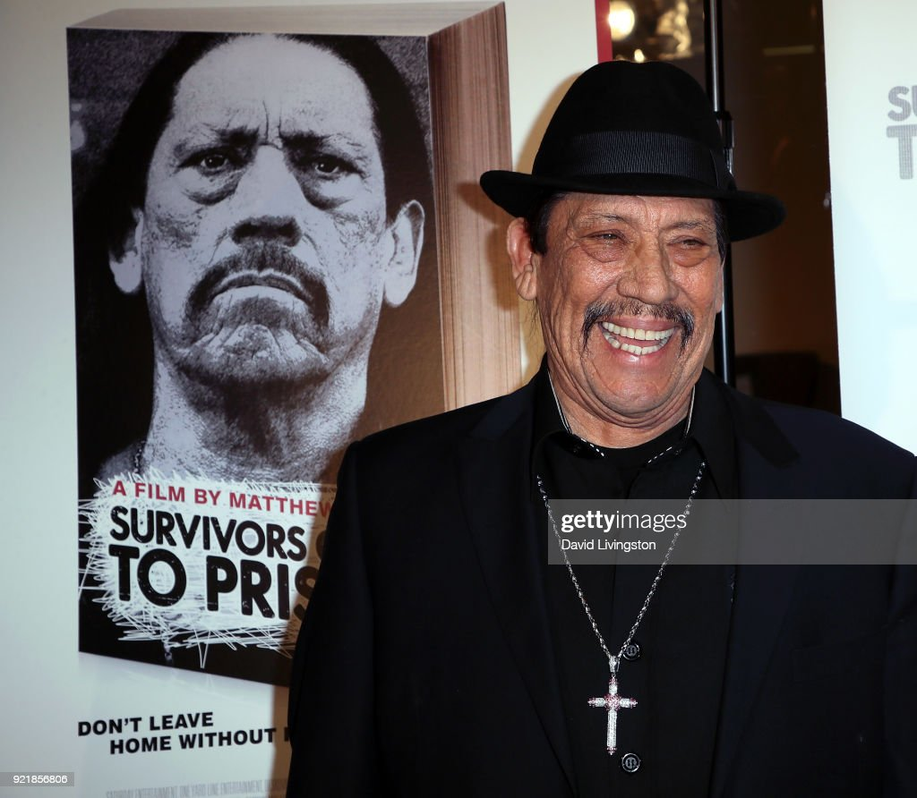 "Premiere Of Gravitas Pictures' ""Survivors Guide To Prison"" - Arrivals"