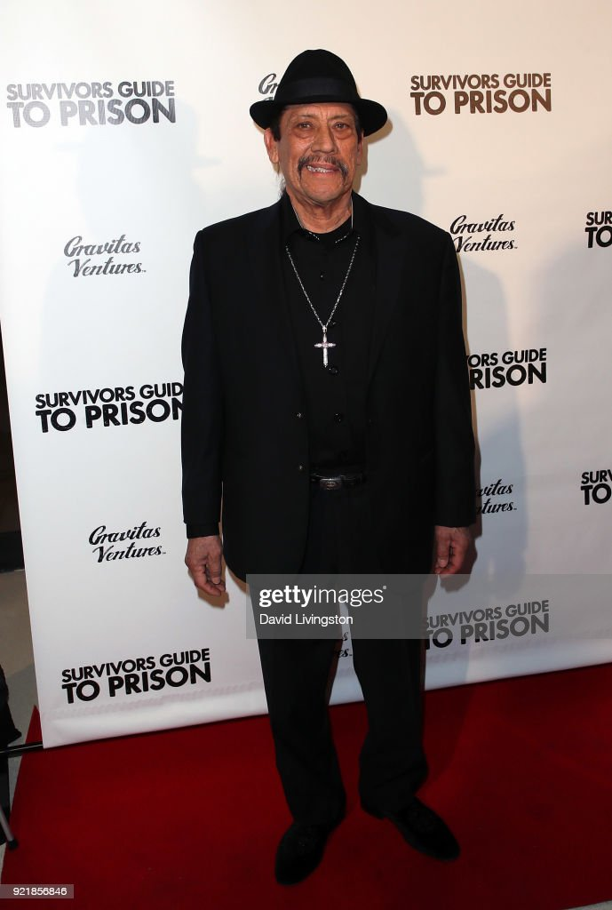 Premiere Of Gravitas Pictures' 'Survivors Guide To Prison' - Arrivals : News Photo