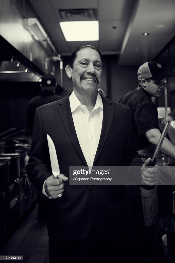 Actor Danny Trejo is photographed for Locale Magazine on December 7, 2017 in Woodland Hills, California. PUBLISHED