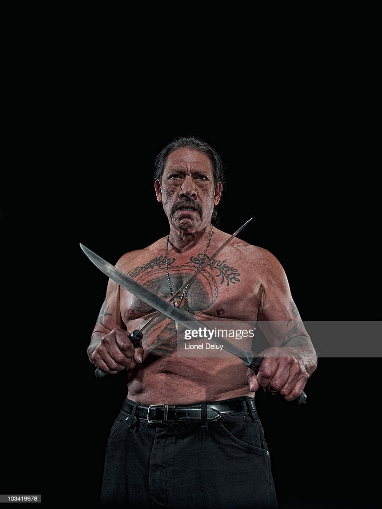 Danny Trejo, Penthouse, September 1, 2010 : News Photo