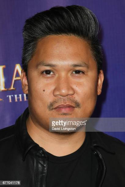 Actor Dante Basco arrives at the premiere of 'The Bodyguard' at the Pantages Theatre on May 2 2017 in Hollywood California
