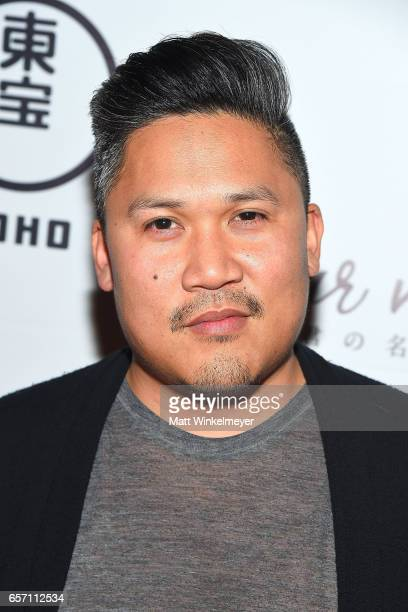 Actor Dante Basco attends Funimation Films presents 'Your Name' Theatrical Premiere in Los Angeles CA at Yamashiro Hollywood on March 23 2017 in Los...