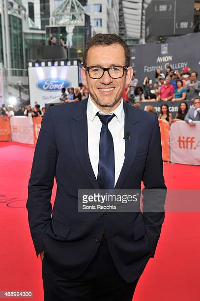 Actor Dany Boon arrives at Lolo premiere at Roy Thomson Hall on September 18 2015 in Toronto Canada