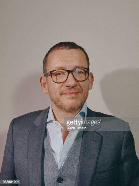 Actor Dany Boon is photographed for Self Assignment on February 2018 in Paris France