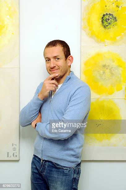 Actor Dany Boon is photographed for Self Assignment on January 20 2011 in Montpellier France