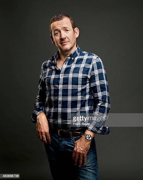 Actor Dany Boon is photographed for Sueddeutsche Zeitung magazine in Munich Germany