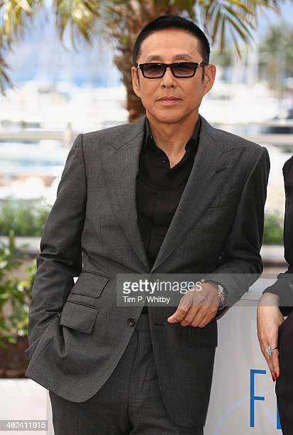 Actor Daoming Chen attends the Coming Home photocall at the 67th Annual Cannes Film Festival on May 20 2014 in Cannes France