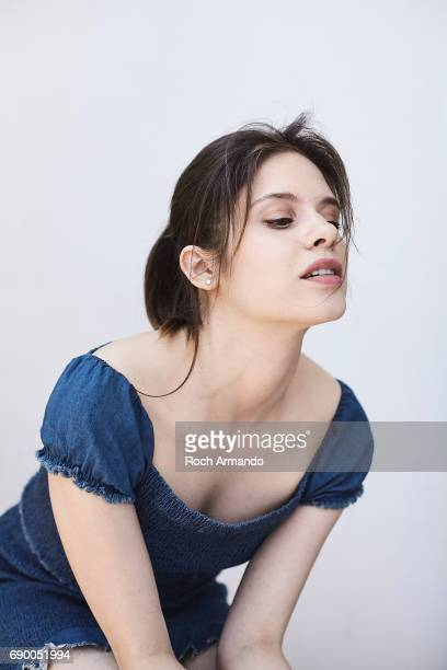 Actor Daphne Patakia is photographed on May 26 2017 in Cannes France