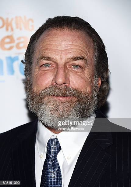 Actor Darby Hinton arrives at The Actors Fund's 2016 Looking Ahead Awards at Taglyan Complex on December 6 2016 in Los Angeles California