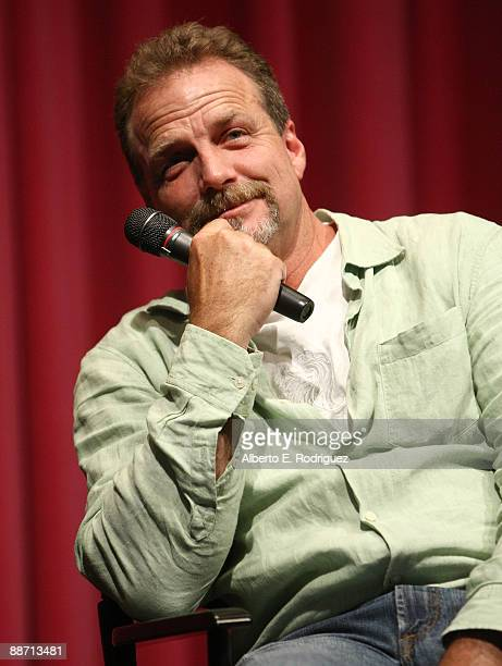Actor Darby Hinton attends the 2009 Los Angeles Film Festival's screening of HiRiders at the Billy Wilder Theater at The Hammer Museum on June 26...