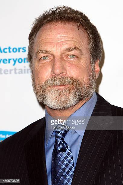 Actor Darby Hinton attends The Actor's Fund 2014 The Looking Ahead Awards held at the Taglyan Cultural Complex on December 4 2014 in Hollywood...