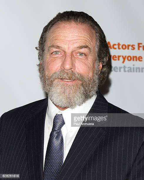Actor Darby Hinton attends the Actors Fund's 2016 Looking Ahead awards at Taglyan Complex on December 6 2016 in Los Angeles California