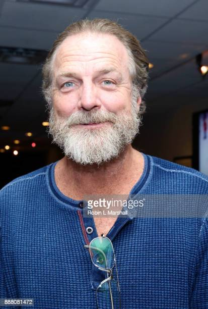 Actor Darby Hinton attends the Holiday Tour of the Hollywood Museum at The Hollywood Museum on December 7 2017 in Hollywood California