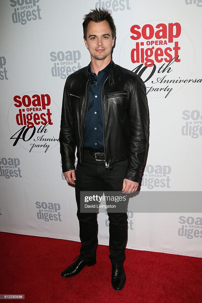 Soap Opera Digest Celebrates 40th Anniversary - Arrivals