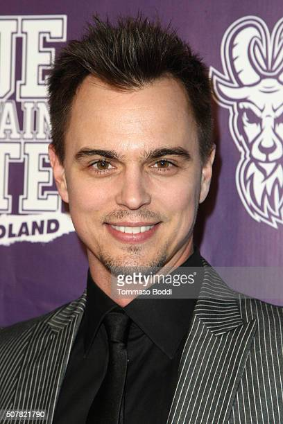 Actor Darin Brooks attends the premiere of Lionsgate's Blue Mountain State The Rise Of Thadland held at The Fonda Theatre on January 31 2016 in Los...