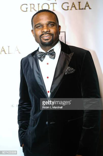 Actor Darius McCrary attends The GRIOT Gala Oscar Night After Party at Crustacean on March 4 2018 in Beverly Hills California