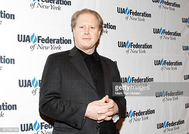 Actor Darrell Hammond attends the 2010 Annual REX Event at the Grand Hyatt Hotel on March 16 2010 in New York City