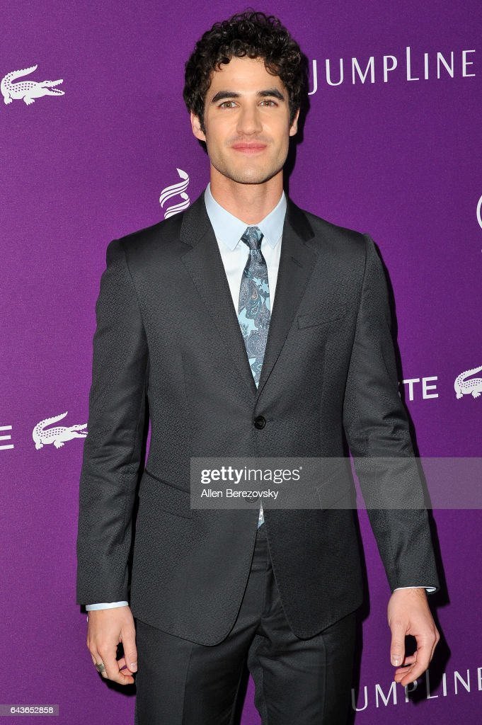 Actor Darren Criss attends the 19th CDGA (Costume Designers Guild Awards) at The Beverly Hilton Hotel on February 21, 2017 in Beverly Hills, California.