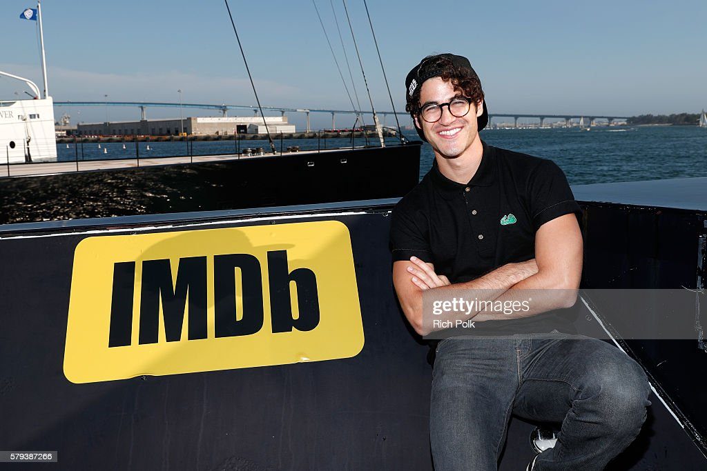 Actor Darren Criss attends the IMDb Yacht at San Diego Comic-Con 2016: Day Three at The IMDb Yacht on July 23, 2016 in San Diego, California.