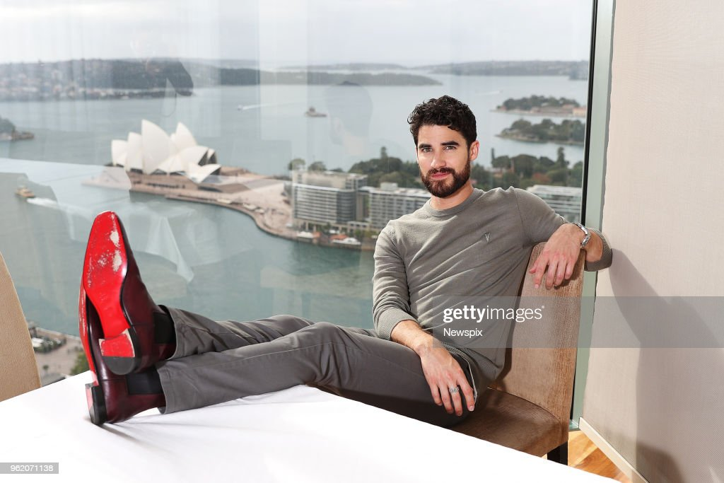 Darren Criss Sydney Portrait Shoot