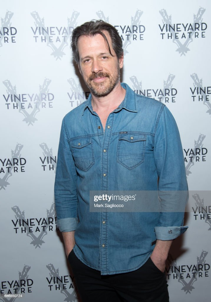 Actor Darren Pettie attends the 'Can You Forgive Her?' Opening Night at the Vineyard Theatre on May 21, 2017 in New York City.