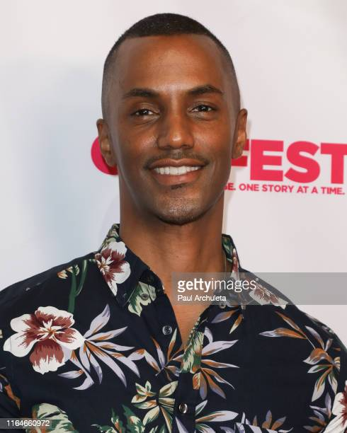 Actor Darryl Stephens attends the screening of From Zero To I Love You at the 2019 Outfest Los Angeles LGBTQ Film Festival at TCL Chinese 6 Theatres...