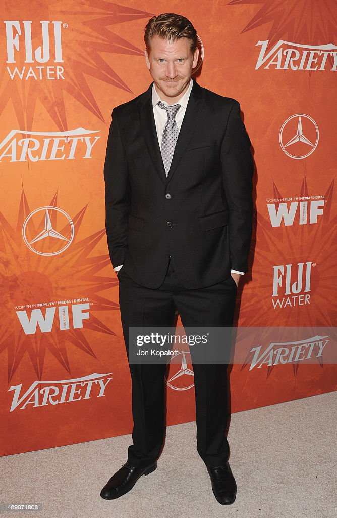 Actor Dash Mihok arrives at the Variety And Women In Film Annual Pre-Emmy Celebration at Gracias Madre on September 18, 2015 in West Hollywood, California.