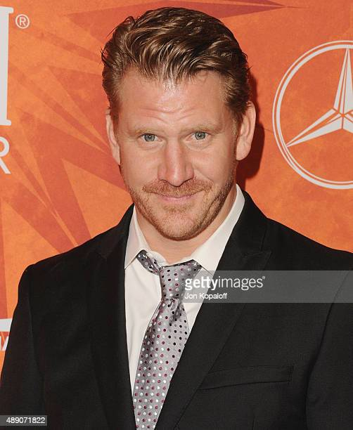 Actor Dash Mihok arrives at the Variety And Women In Film Annual Pre-Emmy Celebration at Gracias Madre on September 18, 2015 in West Hollywood,...