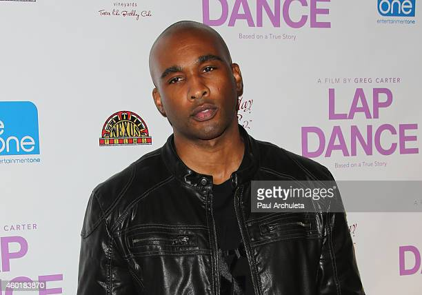 Actor Datari Turner attends the Los Angeles premiere of Lap Dance at ArcLight Cinemas on December 8 2014 in Hollywood California