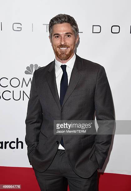 Actor Dave Annable attends the 2015 March Of Dimes Celebration Of Babies at the Beverly Wilshire Four Seasons Hotel on December 4, 2015 in Beverly...