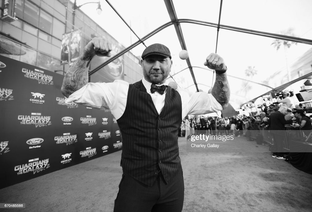 """The World Premiere Of Marvel Studios' """"Guardians Of The Galaxy Vol. 2."""""""