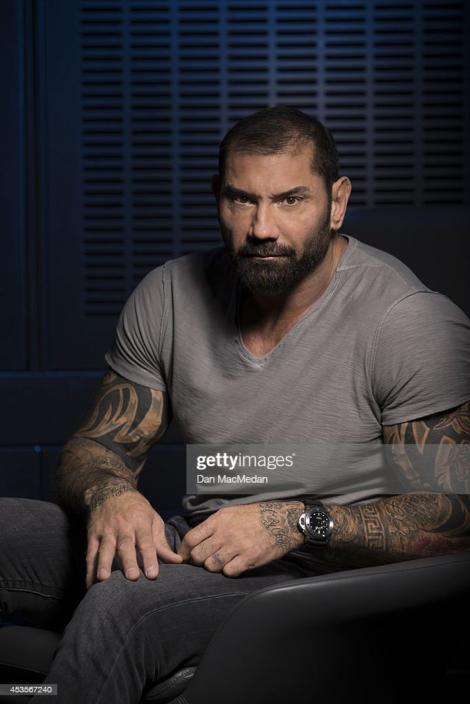 Dave Bautista, USA Today, August 4, 2014