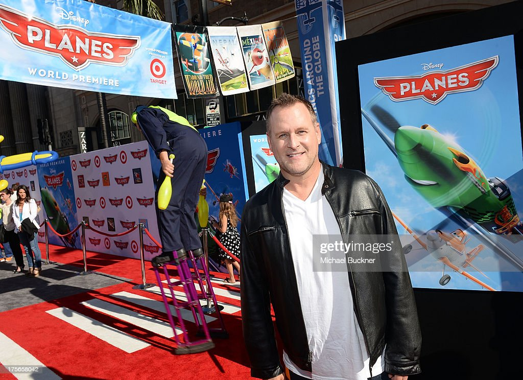 """Target Presents The World Premiere Of """"Disney's Planes"""" At The El Capitan Theatre In Los Angeles : News Photo"""