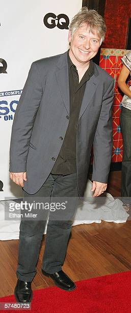 Actor Dave Foley arrives at a third season DVD launch event and season five wrap party for the television series Scrubs at the Rain Nightclub inside...
