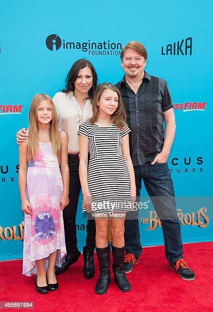 Actor Dave Foley arrives at the premiere of Premiere Of Focus Features' The Boxtrolls at Universal CityWalk on September 21 2014 in Universal City...