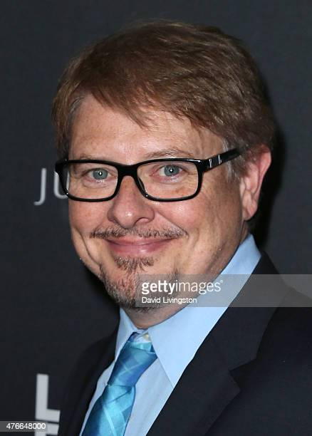 Actor Dave Foley attends the premiere of Abramorama's Live from New York at the Landmark Theatre on June 10 2015 in Los Angeles California