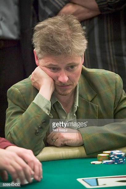 Actor Dave Foley attends the World Poker Tour Invitational at the Commerce Casino