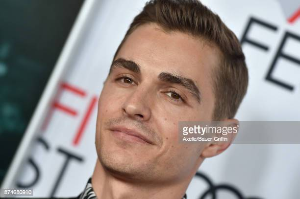Actor Dave Franco arrives at the AFI FEST 2017 presented by Audi screening of 'The Disaster Artist' at TCL Chinese Theatre on November 12 2017 in...