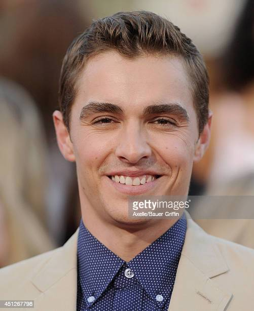 Actor Dave Franco arrives at the Los Angeles Premiere '22 Jump Street' at Regency Village Theatre on June 10 2014 in Westwood California