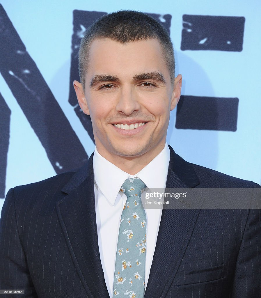 Actor Dave Franco arrives at the Los Angeles Premiere 'Neighbors 2: Sorority Rising' at Regency Village Theatre on May 16, 2016 in Los Angeles, California.