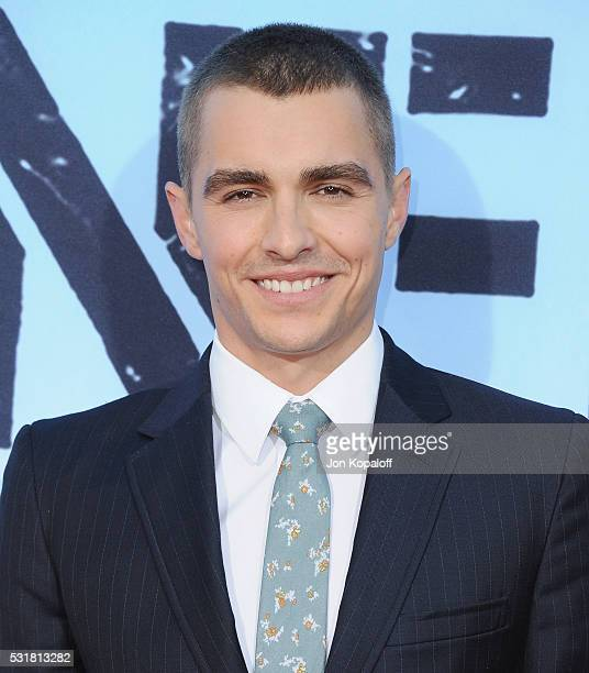 Actor Dave Franco arrives at the Los Angeles Premiere 'Neighbors 2 Sorority Rising' at Regency Village Theatre on May 16 2016 in Los Angeles...