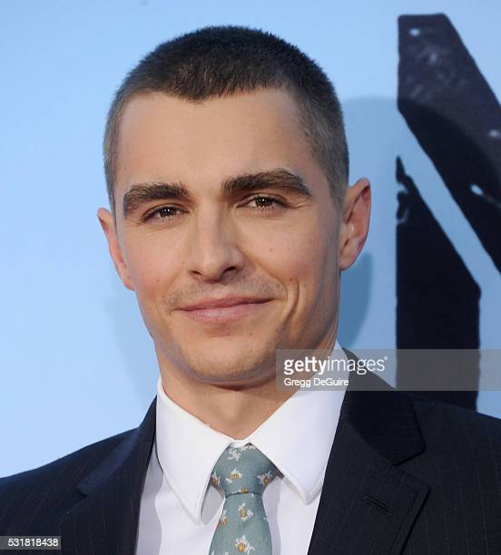 Actor Dave Franco arrives at the premiere of Universal Pictures' 'Neighbors 2 Sorority Rising' on May 16 2016 in Westwood California