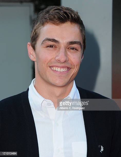 "Actor Dave Franco arrives to a screening of Dreamworks Pictures' ""Fright Night"" on August 17, 2011 in Hollywood, California."
