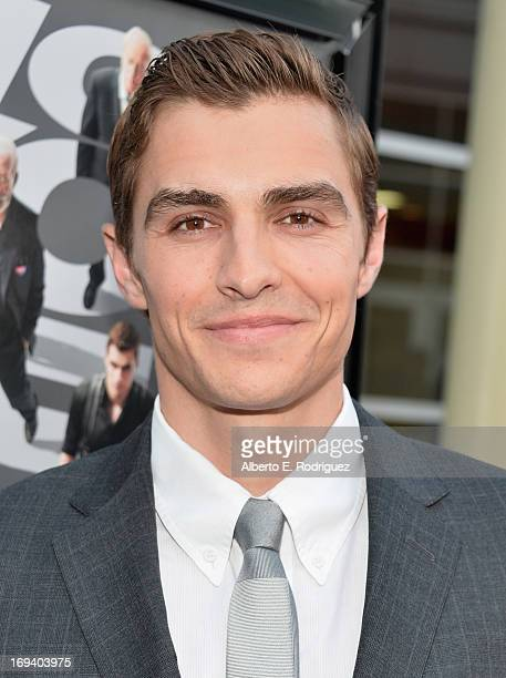 Actor Dave Franco attends a special screening of Summit Entertainment's Now You See Me at the ArcLight Theaters Hollywood on May 23 2013 in Hollywood...