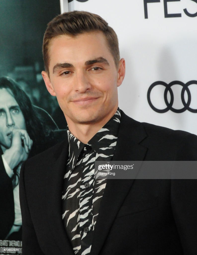 Actor Dave Franco attends AFI FEST 2017 Presented By Audi - Screening Of 'The Disaster Artist' at TCL Chinese Theatre on November 12, 2017 in Hollywood, California.
