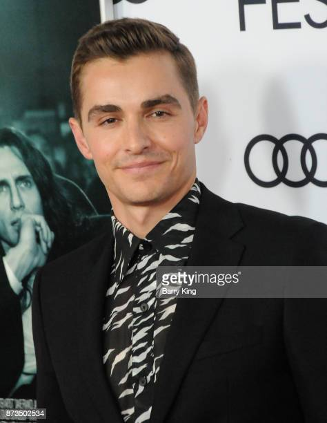 Actor Dave Franco attends AFI FEST 2017 Presented By Audi Screening Of 'The Disaster Artist' at TCL Chinese Theatre on November 12 2017 in Hollywood...
