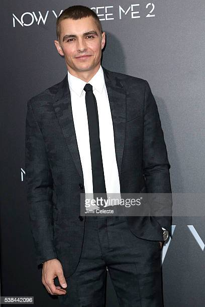 Actor Dave Franco attends Summit Entertainment presents the world premiere of Now You See Me 2 at AMC Loews Lincoln Square on June 6 2016 in New York...