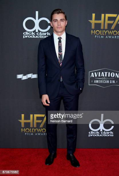 Actor Dave Franco attends the 21st Annual Hollywood Film Awards at The Beverly Hilton Hotel on November 5 2017 in Beverly Hills California
