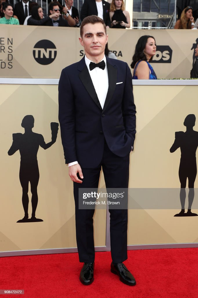 Actor Dave Franco attends the 24th Annual Screen Actors Guild Awards at The Shrine Auditorium on January 21, 2018 in Los Angeles, California. 27522_017