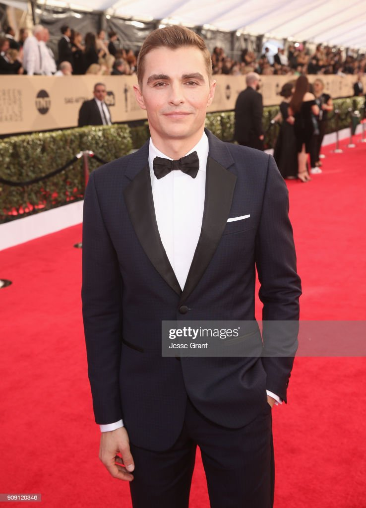 Actor Dave Franco attends the 24th Annual Screen Actors Guild Awards at The Shrine Auditorium on January 21, 2018 in Los Angeles, California.